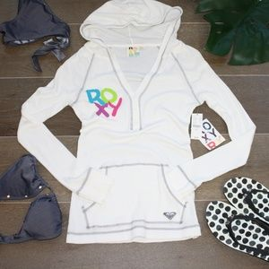 Roxy lightweight hoodie